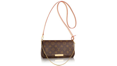 Louis Vuitton - Monogram Canvas Clutches Bag