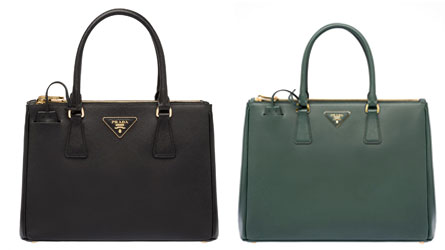 Prada - Gallerie Bag